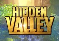Hidden Valley Pokie Logo