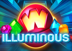 Illuminous Pokie Logo