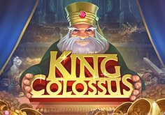 King Colossus Pokie Logo