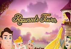 Rapunzels Tower Pokie Logo