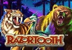 Razortooth Pokie Logo