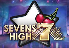 Sevens High Pokie Logo