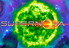 Supernova Pokie Logo