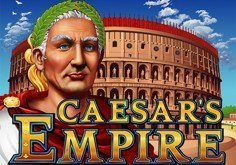 Caesars Empire Pokie Logo