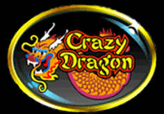 Crazy Dragon Pokie Logo