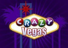 Crazy Vegas Pokie Logo