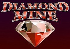 Diamond Mine Pokie Logo