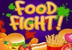 Food Fight Pokie Logo