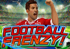 Football Frenzy Pokie Logo