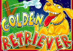 Golden Retriever Pokie Logo