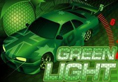 Green Light Pokie Logo