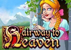 Hairway To Heaven Pokie Logo