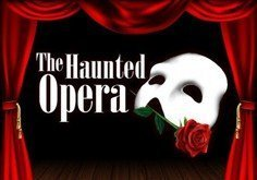 Haunted Opera Pokie Logo