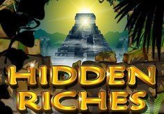 Hidden Riches Pokie Logo