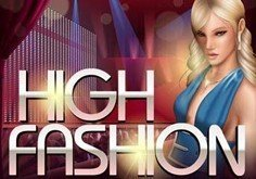 High Fashion Pokie Logo