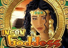 Incan Goddess Pokie Logo