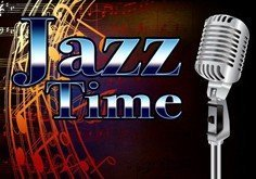 Jazz Time Pokie Logo