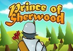 Prince Of Sherwood Pokie Logo
