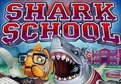 Shark School Pokie Logo