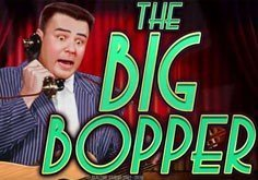 The Big Bopper Pokie Logo