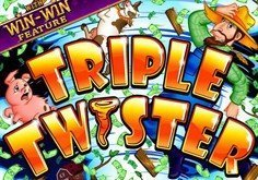 Triple Twister Pokie Logo