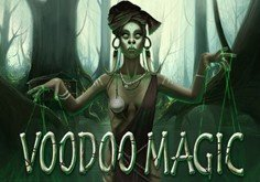 Voodoo Magic Pokie Logo
