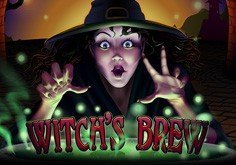 Witch 8217s Brew Pokie Logo
