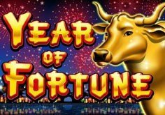 Year Of Fortune Pokie Logo