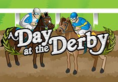 A Day At The Derby Pokie Logo