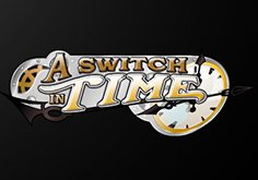 A Switch In Time Pokie Logo
