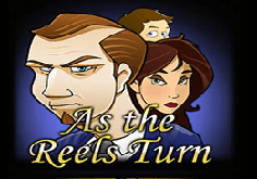 As The Reels Turn 1 Pokie Logo
