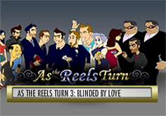 As The Reels Turn 3 Pokie Logo