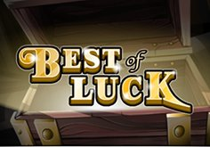 Best Of Luck Pokie Logo