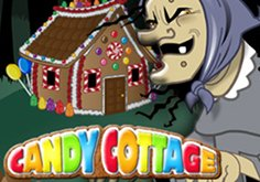 Candy Cottage Pokie Logo
