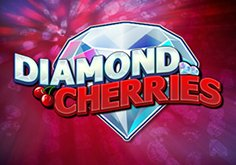 Diamond Cherries Pokie Logo