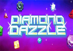Diamond Dazzle Pokie Logo