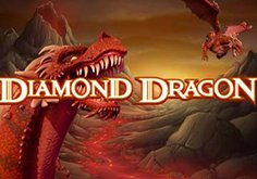 Diamond Dragon Pokie Logo