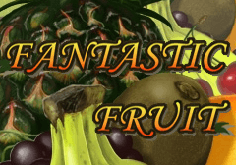 Fantastic Fruit Machine Pokie Logo