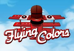 Flying Colors Pokie Logo