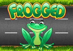 Frogged Pokie Logo