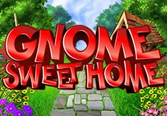 Gnome Sweet Home Pokie Logo