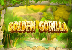 Golden Gorilla Pokie Logo