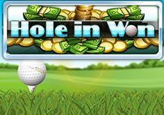 Hole In Won Pokie Logo