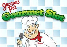 Jacques Pot Gourmet Pokie Logo