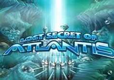 Lost Secret Of Atlantis Pokie Logo