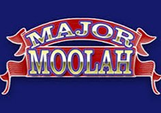 Major Moolah Pokie Logo