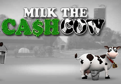 Milk The Cash Cow Pokie Logo