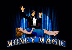 Money Magic Pokie Logo