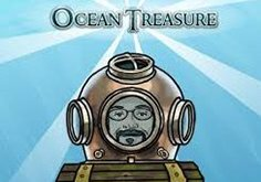 Ocean Treasure Pokie Logo