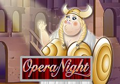 Opera Night Pokie Logo